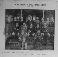 007098 1946-47 Blackheath Football Club
