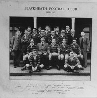 007089 1956-57 Blackheath Football Club