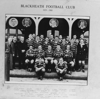 007086 1959-60 Blackheath Football Club