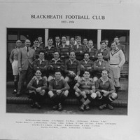 007091 1953-54 Blackheath Football Club