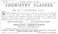 007438 1890 Butcher chem classes