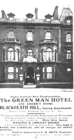 2200838 The Green Man, 1909