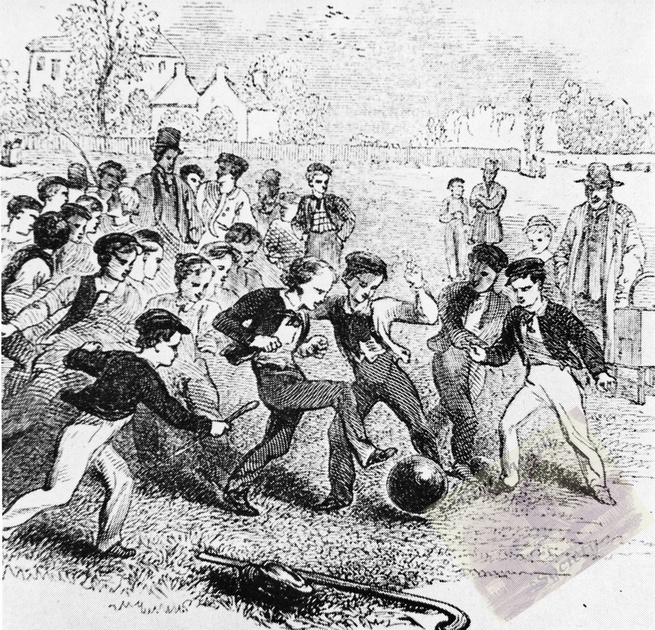 Old Rugby Rules: The Blackheath Society